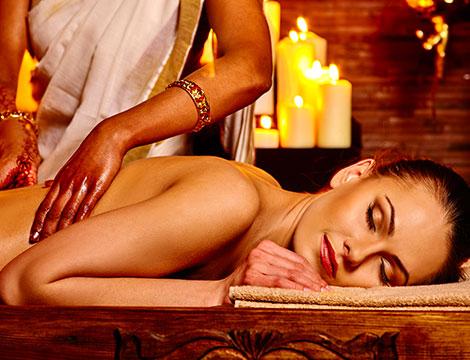 Rituale Hammam e massaggio