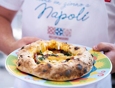 Rosso Pomodoro menu pizza x2 Sesto San Giovanni