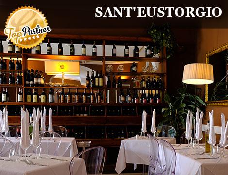 Sant'Eustorgio menu x2 in Colonne