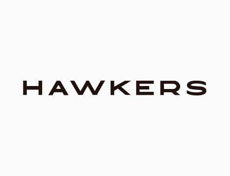 Sconto 15% Hawkers
