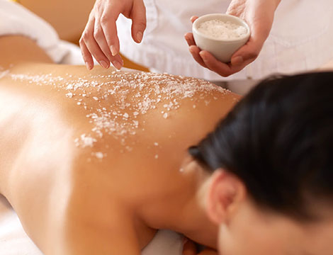 Scrub e massaggio corpo Tortona_N