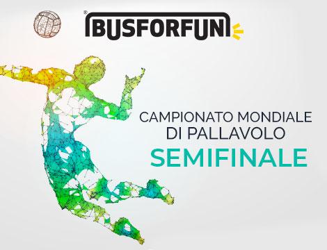 Mondiali Volley Semifinale Busforfun