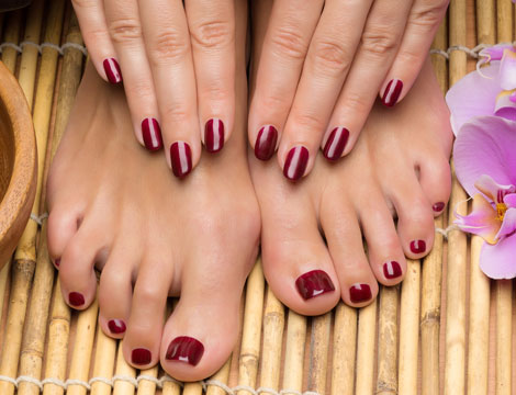 Semipermanente mani e piedi Laurentina