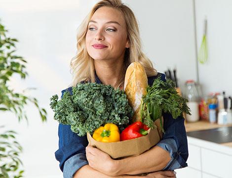 Servizio Spesa con te valutazione delle abitudini alimentari e acquisto guidato