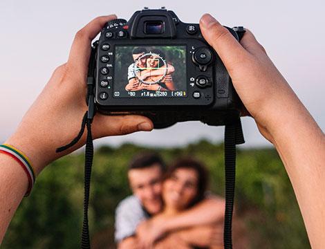 Regala un servizio fotografico per la coppia
