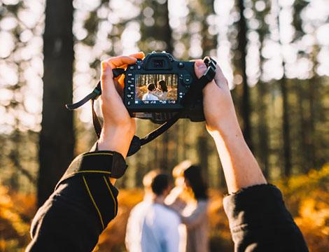Shooting fotografico di 3 ore in esterna