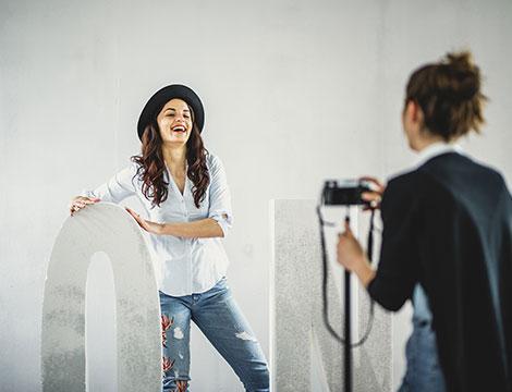 Shooting fotografico fino a 150 scatti