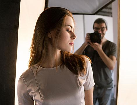 Shooting fotografico in studio o esterna fino a 4 persone