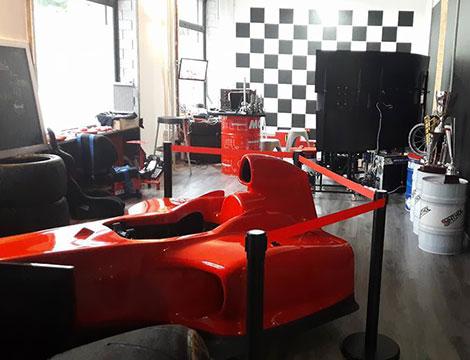 Simulazione Guida Formula1 e Rally_N