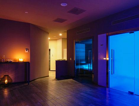 spa di coppia con massaggio Erato