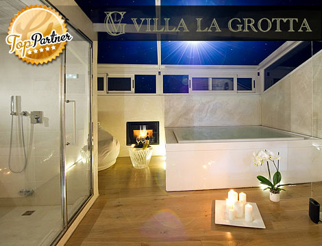 Spa x2 con suite privata