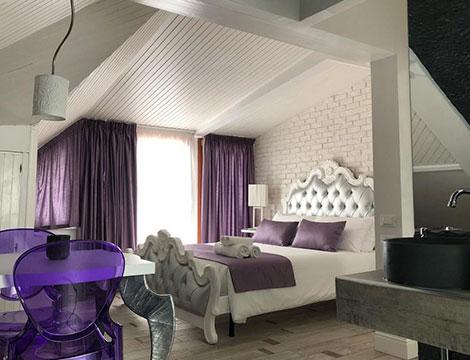Private Spa in Suite per 2 persone