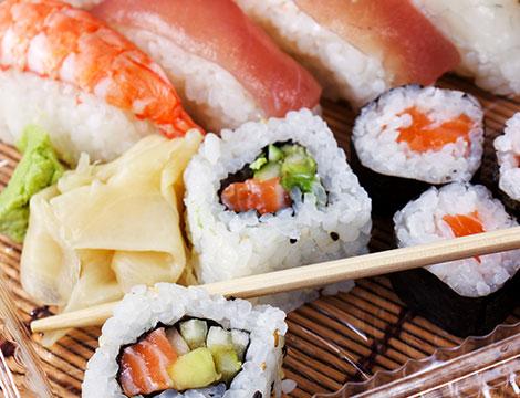 Sushi Box Cogli l'attimo