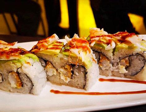 Sushi box