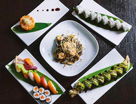 Sushi sui Navigli Milano