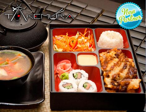 Sushi box take away Takemura_N