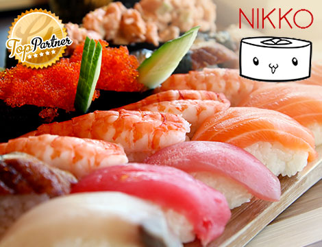 Sushi illimitato da Nikko_N