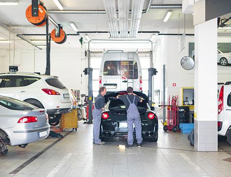 Tagliando auto fino a oltre a 1800 cc