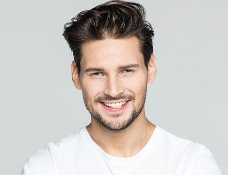 Taglio e barba per uomo