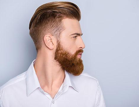 Taglio uomo e barba