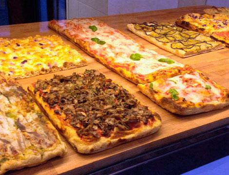 Teglia di pizza Cuore e Farina_N