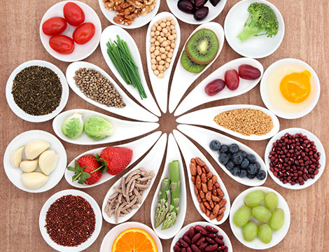 Test intolleranze su 500 alimenti
