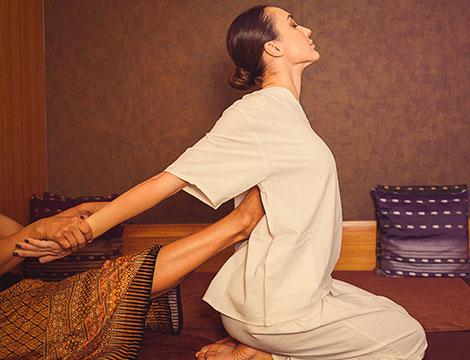Thai massage tradizionale