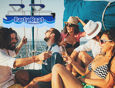 Party Boat Mondello_N