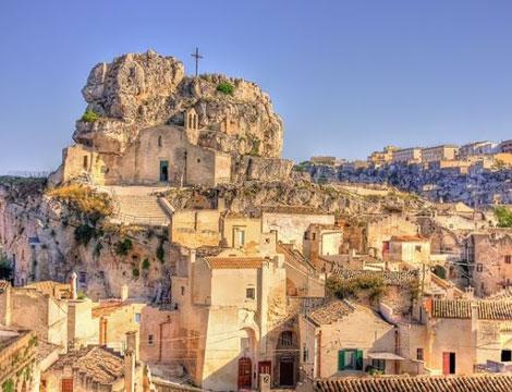 Tour Matera I due sassi e le Chiese rupestri