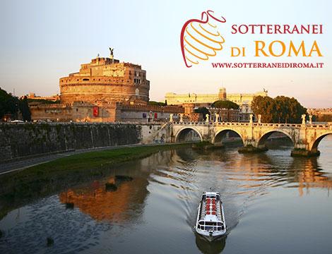 Tour Roma e aperitivo sul Tevere