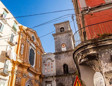 Tour SpaccaNapoli e Cristo Velato