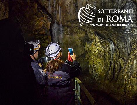 Tour alle Grotte dell'Arco di Bellegra