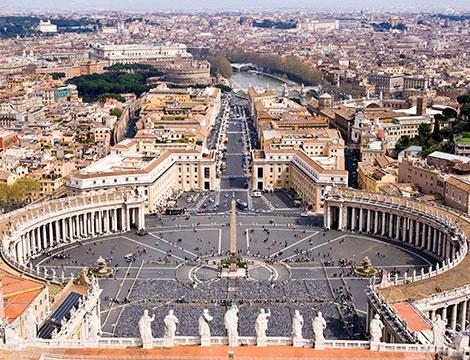Tour classico di Roma