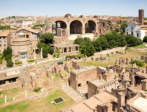 Tour deluxe di Roma