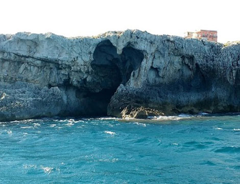Tour in barca di Ortigia e grotte di Siracusa