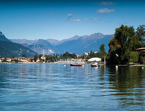 il romantico e affascinante lago di Como e Bellagio