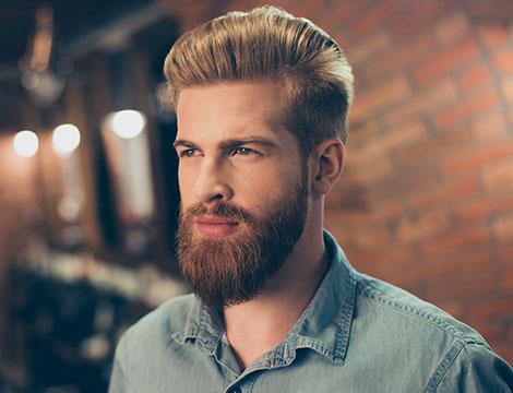 Trattamenti barba e capelli