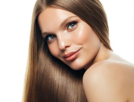 Trattamento capelli alla cheratina
