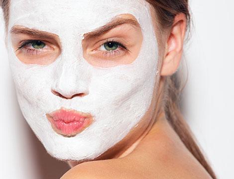 Un trattamento idratante viso