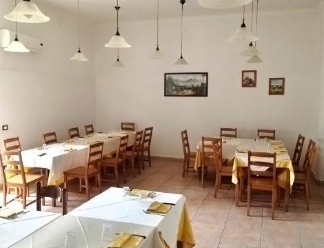 Trattoria Maistiello: menu di terra_N