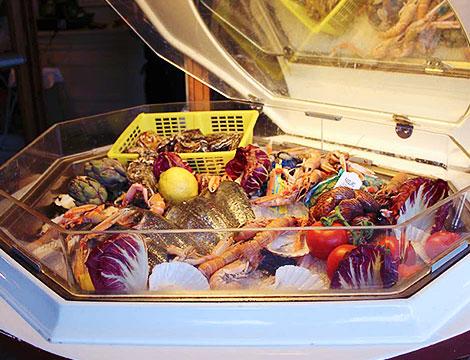 Ristorante San Martino pesce fresco