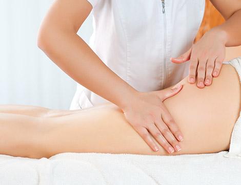Ultrasuoni e massaggio drenante