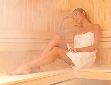 Vacugym, sauna e pressomassaggio