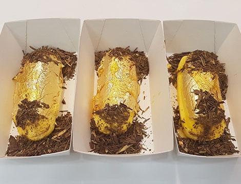 Vassoio 500 gr mini porzioni Morbido Japanese Cheesecake