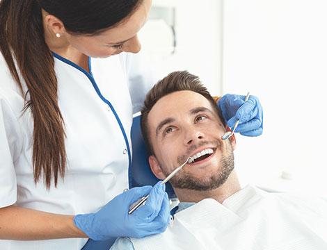 Visita dentistica urgente
