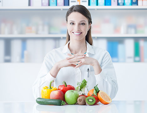 visita dietologica e dieta personalizzata