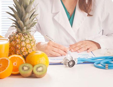 Visita e piano dietetico personalizzato