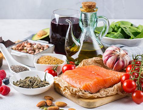 Visita Nutrizionale con dieta e visita di controllo e tisana a scelta