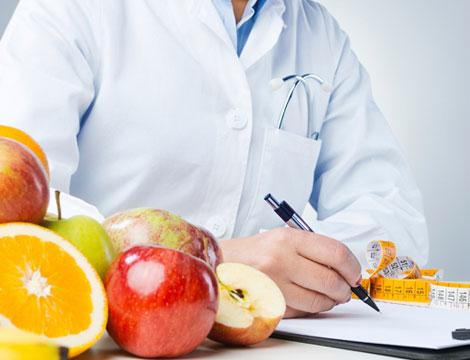 Visita nutrizionale e controllo ad Ariccia_N