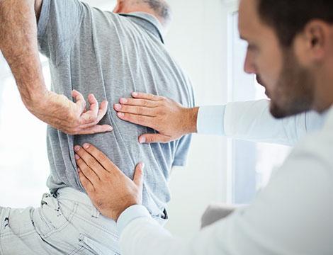 Visita posturale baropodometrica